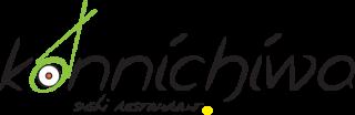 konnichiwa liikemerkki