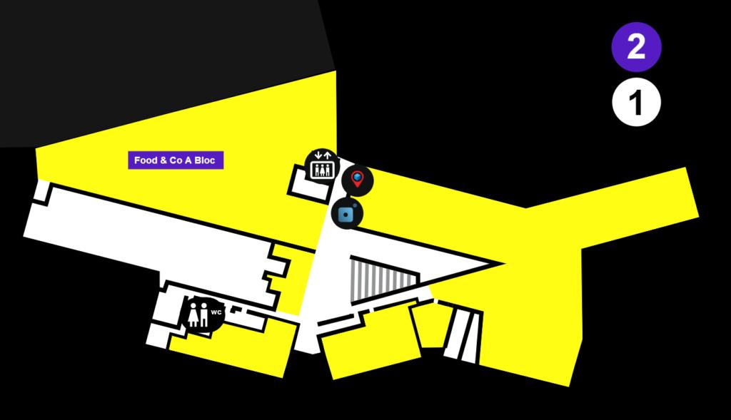 A Bloc 2nd floor floor plan